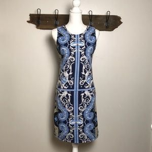 J McLaughlin Dress Sleeveless EUC XS